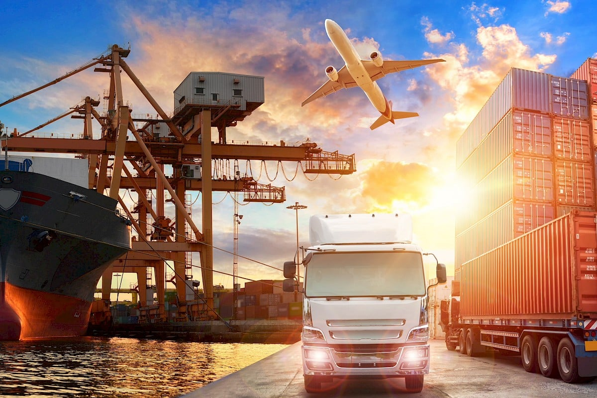 American Lamprecht cargo transport