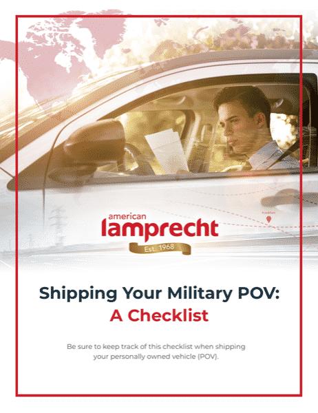 Military POV Guide