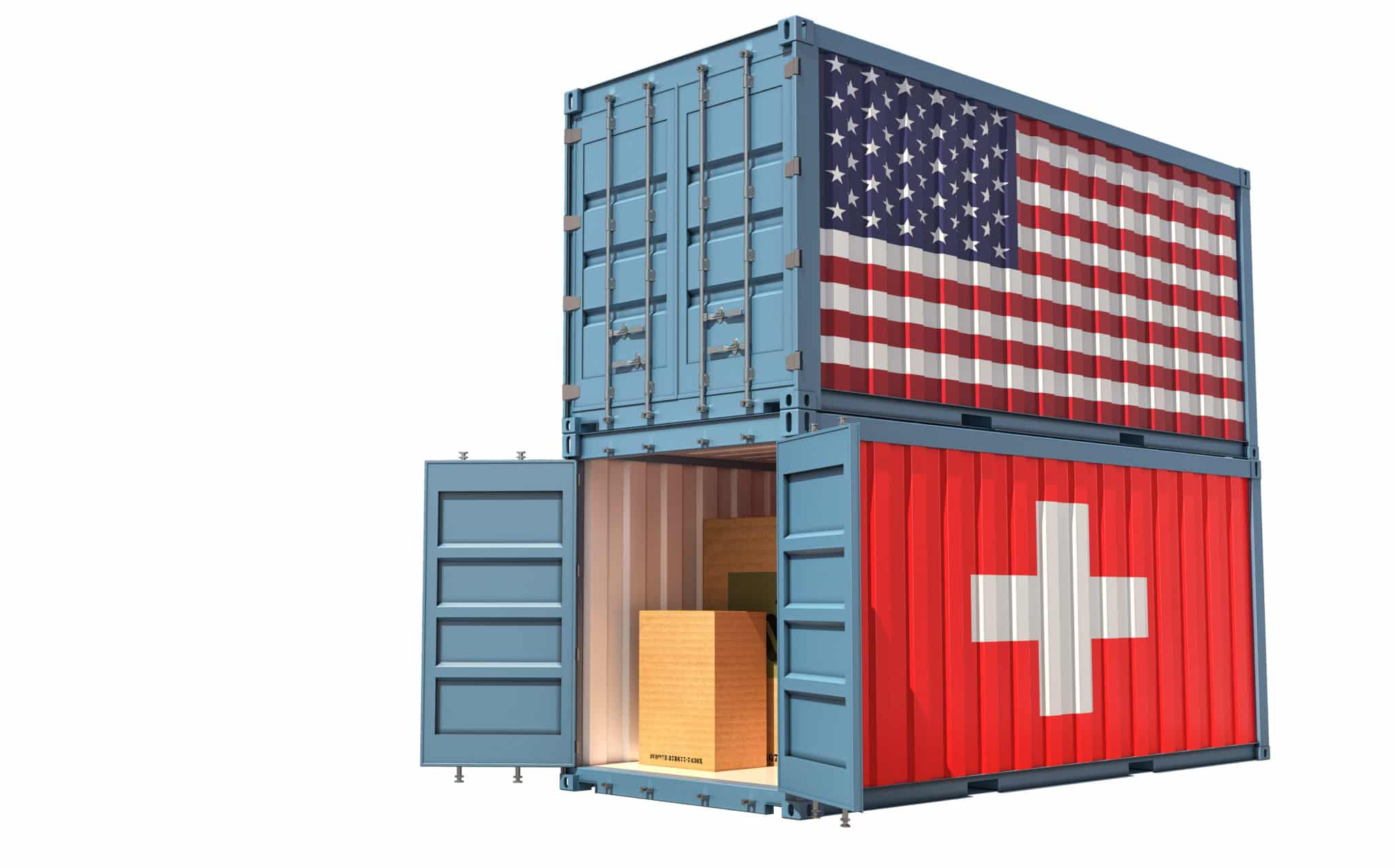 American Lamprecht Swiss-US Transport