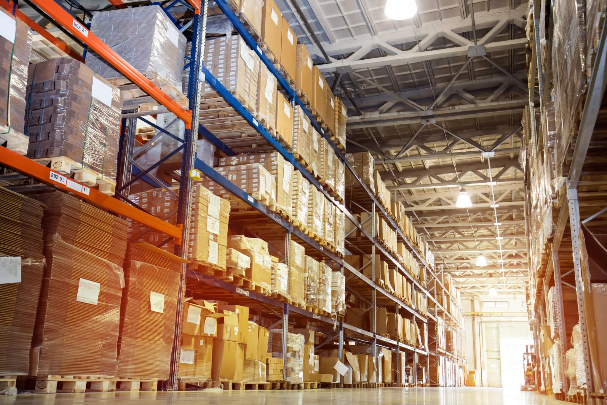 warehouse shipping